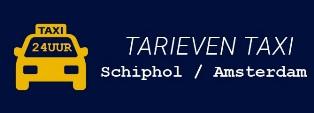 taxi tarieven schiphol amsterdam1